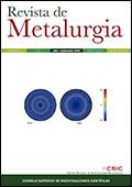 Portada de Revista de Metalurgia